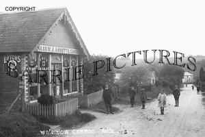 Winterslow, Common c1920