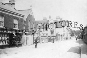 Amesbury, c1910