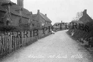 Charlton All Saints, Village c1910