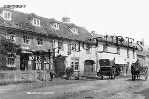 Downton, The Square c1905