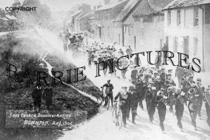 Downton, Free Church Demonstration Aug 1906