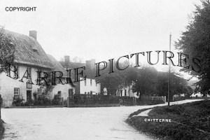 Chitterne, Village c1905