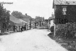 Tilshead, Village c1910