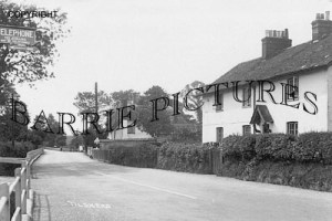 Tilshead, Village c1940