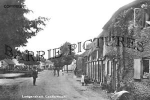 Ludgershall, Castle Road c1900