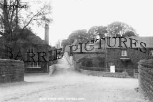 Chiseldon, Elm Tree Inn c1920