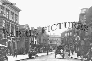 Trowbridge, Fore Street c1920