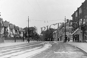 Southbourne, Grove c1905