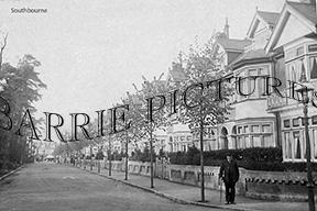 Southbourne, Fishermans Avenue c1910
