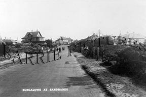 Sandbanks, Bungalows c1930