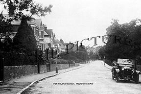Westbourne, Studland Road c1930