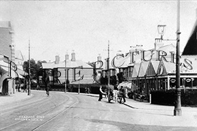 Westbourne, Seamoor Road c1920