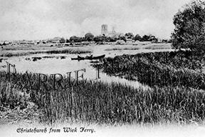 Wick, Ferry c1900