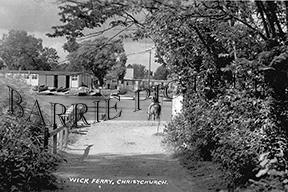 Wick, Ferry c1950