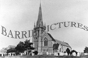 Poole, Longfleet Church c1910