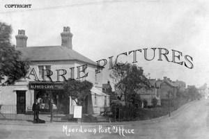 Moordown, Post Office c1910