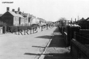 Moordown, Columbia Road c1930
