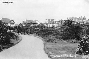 Canford Cliffs, Esplanade c1910