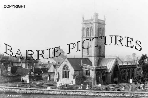 Axbridge, Church c1910