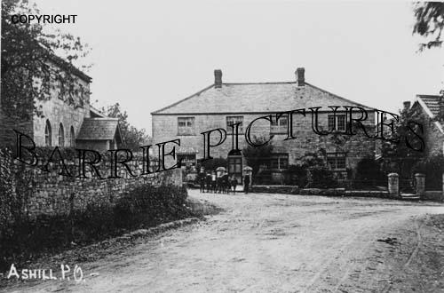 Ashill, Post Office c1910
