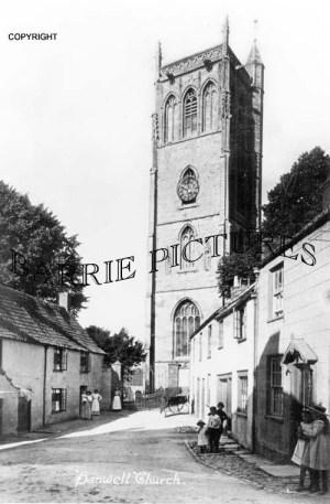 Banwell, Church c1905