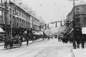 Bath, Southgate Street c1910