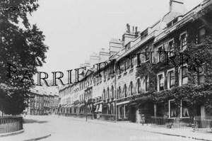 Bath, St James Square c1920