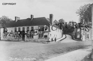 Beckington, The Plain c1920