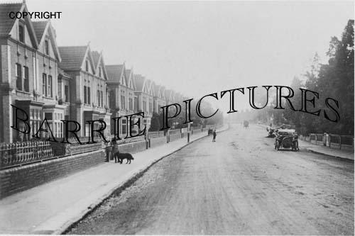 Bridgwater, c1915