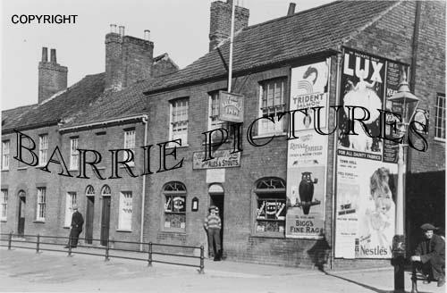 Bridgwater, The Halswell Inn c1910