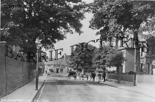 Bridgwater, Monmouth Street c1915