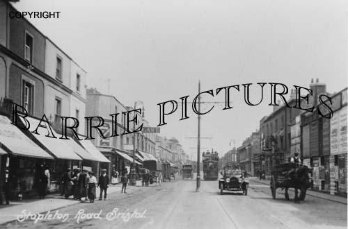Bristol, Stapleton Road c1920