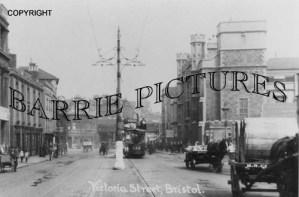 Bristol, Victoria Street c1910
