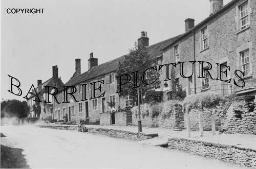 Buckland Dinham, Village c1910