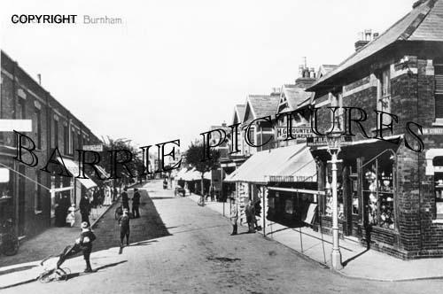 Burnham, Alfred Street c1920