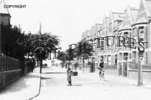 Burnham, College Street c1920