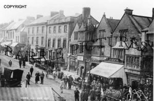 Chard, May Fair 1907