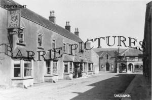 Cheddar, Bath Hotel c1920
