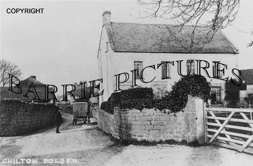 Chilton Polden, Village c1900