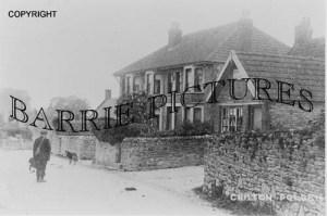 Chilton Polden, Post Office c1910