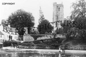 Compton Martin, Church c1910