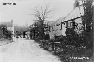 Cossington, Village c1910