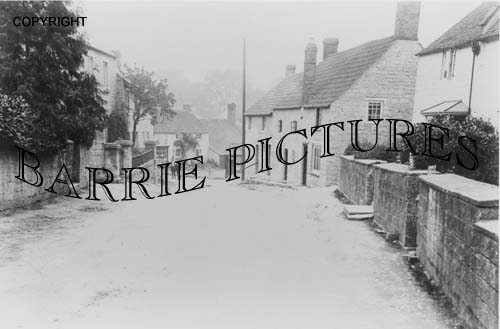 Curry Rival, Village c1910