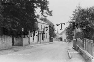 Curry Rivel, High Street c1910