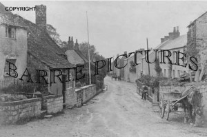 Curry Rivel, Village c1910