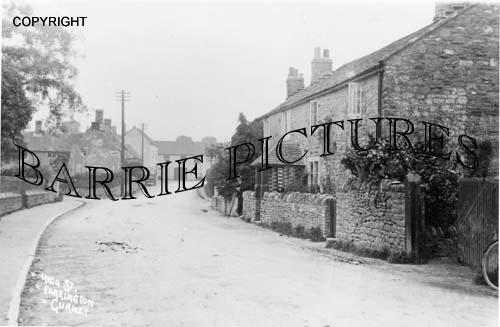 Farrington Gurney, High Street c1910