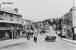 Frome, Market Place c1910