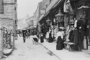 Frome, Catherine Street c1900