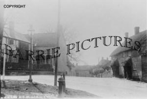 Hazelbury Plucknett, Village c1910