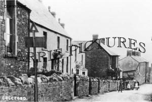 Highbury Coleford, Village c1905